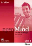 Zemach, Dorothy E., Wisniewska, Ingrid - OpenMind (American English) (2nd Edition) 3 Online Workbook - 9780230459755 - V9780230459755