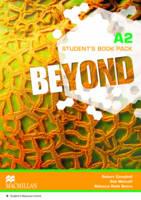 Campbell, Robert, Metcalf, Rob, Benne, Rebecca Robb - Beyond A2 Student's Book Pack - 9780230461123 - V9780230461123