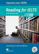 Mccarter, S, Whitby, N - Improve Your Reading Skills for Ielts 45 (Improve Your Skills) - 9780230462175 - V9780230462175