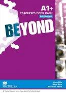 Anna Cole - Beyond A1+ Teacher's Book Premium Pack - 9780230465992 - V9780230465992