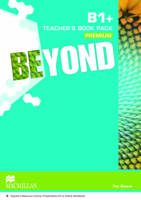 Bowen, Tim - Beyond B1+ Teacher's Book Premium Pack - 9780230466159 - V9780230466159