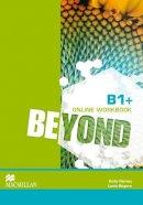 Andy Harvey, Louis Rogers - Beyond B1+ Online Workbook - 9780230466166 - V9780230466166