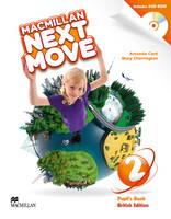Charrington, Mary, Cant, Amanda - Macmillan Next Move: Level 2 - 9780230466388 - V9780230466388