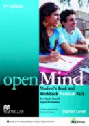 Rogers, Mickey, Taylore-Knowles, Steve, Taylore-Knowles, Joanne, Zemach, Dorothy E., Wisniewska, Ingrid - Open Mind 2nd Edition AE Starter Level Student's Book Pack Premium - 9780230469686 - V9780230469686