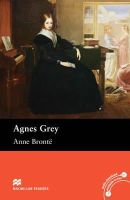 - Macmillan Readers Agnes Grey Upper-Intermediate Reader Without CD - 9780230470231 - V9780230470231