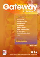 Cole, Anna - Gateway A1+ Teacher s Book Premium Pack - 9780230473065 - V9780230473065