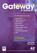 David Spencer - Gateway 2nd Edition A2 TB Premium Pack - 9780230473089 - V9780230473089