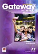 Spencer, David - Gateway A2 Students Book Pack 2nd Edition - 9780230473096 - V9780230473096