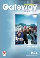 Spencer, David - Gateway 2nd Edition B2+ Student's Book Pack - 9780230473218 - V9780230473218