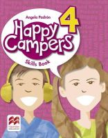 Padron, Angela - Happy Campers Level 4 Skills Book - 9780230473546 - V9780230473546