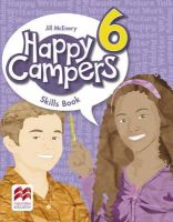 McEnery, Jill - Happy Campers Level 6 Skills Book - 9780230473706 - V9780230473706