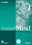 Lindsay Warwick (author), Chris Valvona (author) - masterMind 2nd Edition AE Level 2 Workbook Pack with key - 9780230474369 - V9780230474369