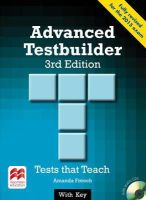 French, Amanda - Advanced Testbuilder 3rd Edition Student's Book with Key Pack - 9780230476202 - V9780230476202