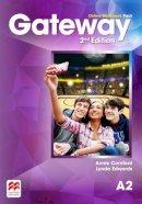 Annie Cornford (author), Lynda Edwards (author) - Gateway 2nd edition A2 Online Workbook Pack - 9780230480766 - V9780230480766