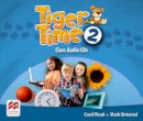 Read C   Ormerod M - Tiger Time 2 CD - 9780230483644 - V9780230483644