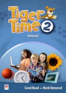 Carol Read, Mark Ormerod - Tiger Time Level 2 Flashcards - 9780230483651 - V9780230483651