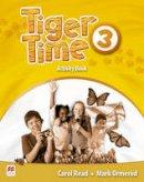 Read, Carol, Ormerod, Mark - Tiger Time Level 3 Activity Book - 9780230483675 - V9780230483675