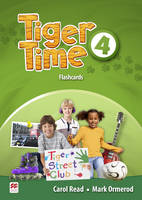 Read, Carol, Ormerod, Mark - Tiger Time Level 4 Flashcards - 9780230483750 - V9780230483750