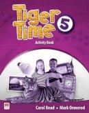 Read, Carol; Ormerod, Mark - Tiger Time Level 5 Activity Book - 9780230483774 - V9780230483774