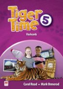 Carol Read, Mark Ormerod - Tiger Time Level 5 Flashcards - 9780230483804 - V9780230483804