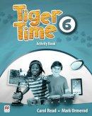 Carol Read - Tiger Time Level 6 Activity Book - 9780230483828 - V9780230483828