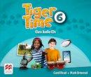 Carol Read, Mark Ormerod - Tiger Time Level 6 Audio CD - 9780230483842 - V9780230483842
