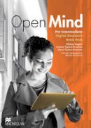 Mickey Rogers (author), Steve Taylore-Knowles (author) - Open Mind Pre-intermediate Digital Student's Book Pack (Internet Access Code Card) - 9780230494855 - V9780230494855