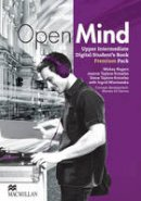 Mickey Rogers (author), Steve Taylore-Knowles (author), Ingrid Wisniewska (author), Joanne Taylore-Knowles (author) - Open Mind British edition Upper Intermediate Level Digital Student's Book Pack Premium - 9780230494947 - V9780230494947