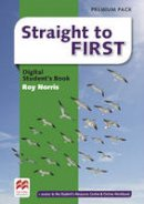 Roy Norris (author) - Straight to First Digital Student's Book Premium Pack - 9780230498129 - V9780230498129