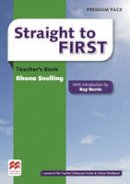 - Straight to First Teacher's Book Premium Pack - 9780230498150 - V9780230498150