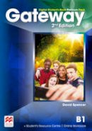 David Spencer (author) - Gateway 2nd edition B1 Digital Student's Internet Access Code - 9780230498501 - V9780230498501