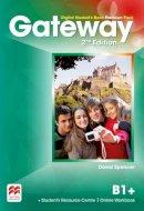 David Spencer (author) - Gateway 2nd edition B1 Digital Student's Internet Access Code - 9780230498518 - V9780230498518
