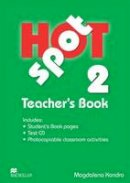 Granger, C - Hot Spot 2 Teacher Book Test CD - 9780230717909 - V9780230717909
