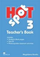 Granger, C - Hotspot 3 Teacher Book Test CD - 9780230717923 - V9780230717923