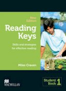 Craven, M - Reading Keys Level 1 Student Book New ed - 9780230724778 - V9780230724778