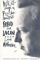 Althusser, Louis - Writings on Psychoanalysis - 9780231101691 - V9780231101691