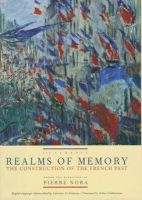 Nora, Pierre - Realms of Memory:The Construction of the French Past, Vol. 3, Symbols - 9780231109260 - V9780231109260