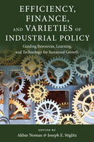 Noman, Akbar, Stiglitz, Joseph E. - Efficiency, Finance, and Varieties of Industrial Policy: Guiding Resources, Learning, and Technology for Sustained Growth (Initiative for Policy ... Challenges in Development and G - 9780231180504 - V9780231180504