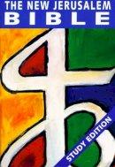 Henry Wansbrough - The New Jerusalem Bible - 9780232520774 - V9780232520774