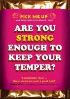 Williams, Chris - Are You Strong Enough To Keep Your Temper? - 9780232529012 - V9780232529012