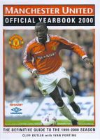 Cliff Butler~Ivan Ponting - Manchester United Official Yearbook - 9780233997834 - KEX0176581