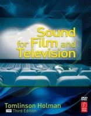 Holman, Tomlinson - Sound for Film and Television - 9780240813301 - V9780240813301