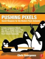 Georgenes, Chris - Pushing Pixels - 9780240818436 - V9780240818436