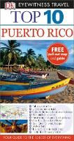 Collectif - Dk Eyewitness Top 10 Travel Guide: Puerto Rico - 9780241007969 - V9780241007969