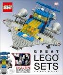 Lipkowitz, Daniel, Murray, Helen - Great LEGO Sets A Visual History - 9780241011638 - V9780241011638