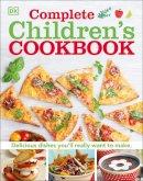 Dk - Complete Children's Cookbook - 9780241196885 - V9780241196885