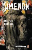 Simenon, Georges - Maigret's Dead Man - 9780241206379 - V9780241206379