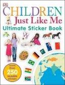 DK - Children Just Like Me Sticker Book - 9780241207376 - V9780241207376