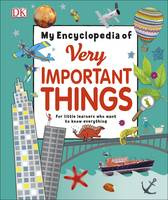 Dk - My Encyclopedia of Very Important Things - 9780241224939 - V9780241224939