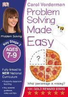 Vorderman, Carol - Problem Solving Made Easy KS2 Ages 7-9 - 9780241224984 - V9780241224984